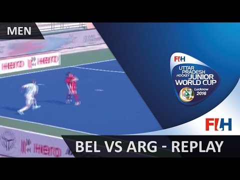 Belgium v Argentina - Men's Hockey Junior World Cup Lucknow