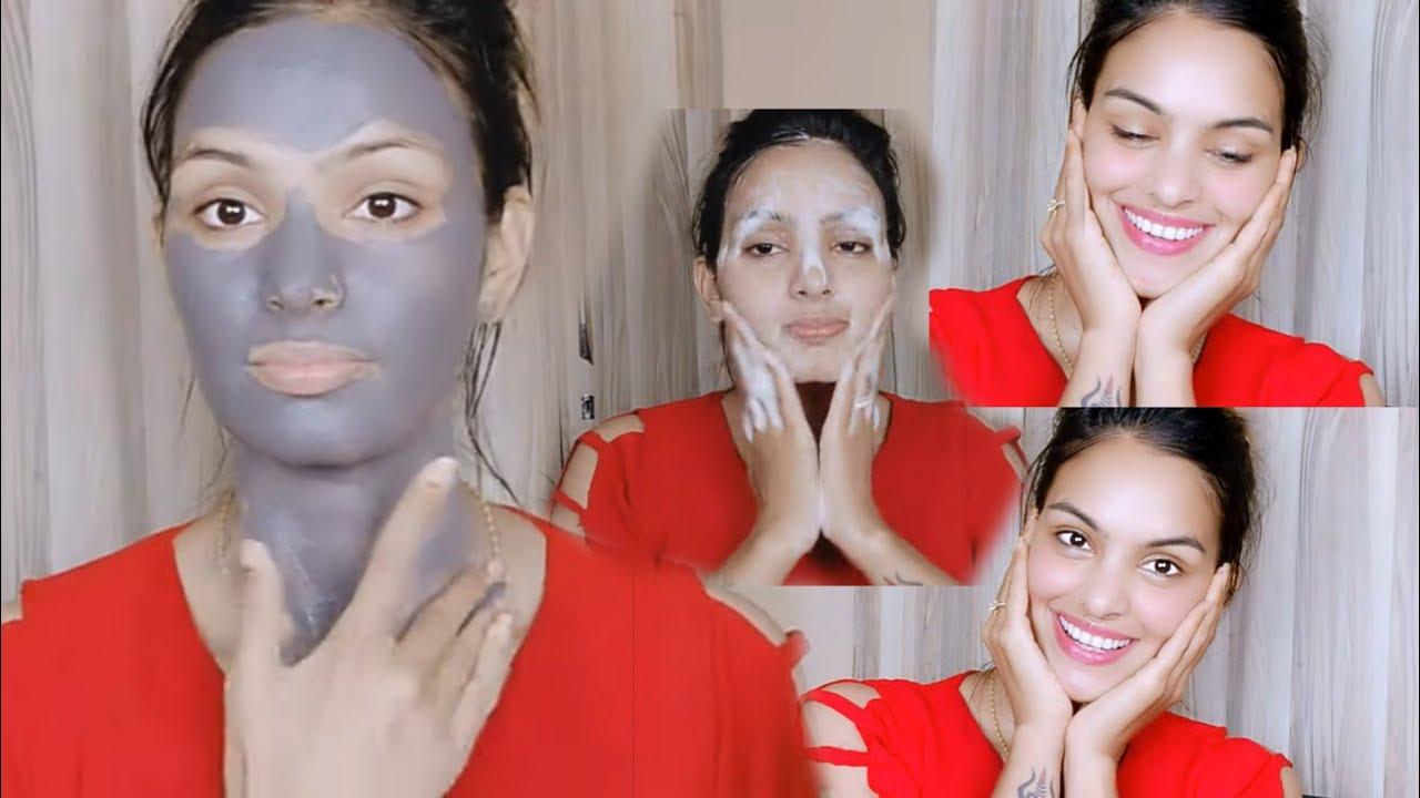 My Weekly Skincare Routine For Crystal Clear Glowy Skin👁️ऐसे करे चेहरे की देखभाल नही रहेगा एक भी दाग