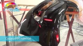 Срочная локальная покраска переднего бампера BMW530, с небольшим ремонтом, в АвтоТОТЕММ(Срочная локальная покраска переднего бампера BMW530, с небольшим ремонтом, в АвтоТОТЕММ http://www.autototemm.ru/ - официа..., 2016-04-25T17:19:15.000Z)