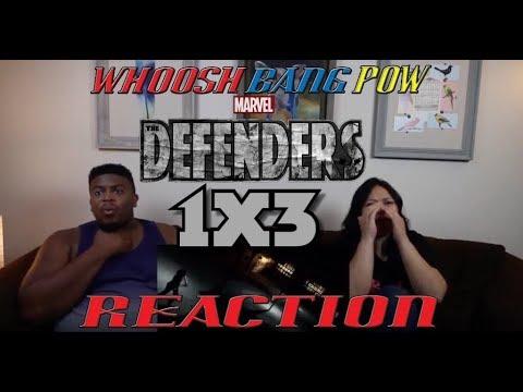 "The Defenders 1x3 ""Worst Behavior"" Reaction and Recap"
