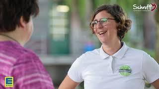 EDEKA Schroff  Regional Total! mit Ingrid Kühne  Folge 3 Die Kuh macht Muh