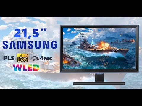 Обзор моего монитора  Samsung S22E390HSO (LS22E390HSO/CI)