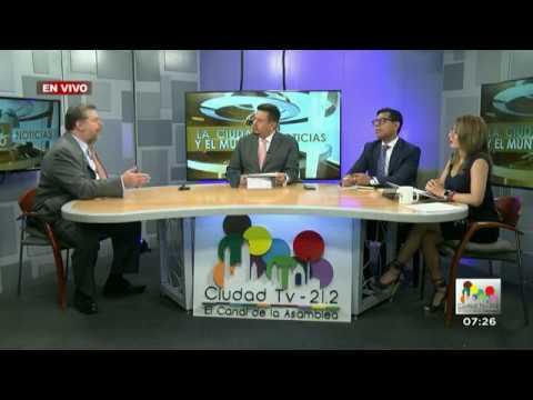 Mesa de análisis post segundo debate / Roberto Aguilar y Samuel González - Entrevista 21 mayo