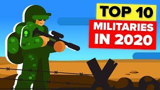 Top 10 Most Powerful Militaries in 2020