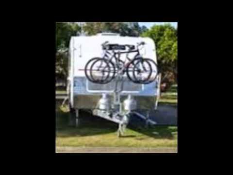 Bike Rack For Caravan Youtube