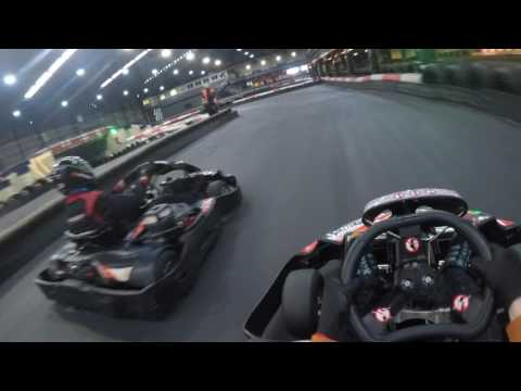 Team Sport Go Karting Leeds