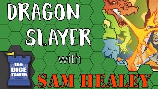 Dragon Slayer Review - with Sam Healey