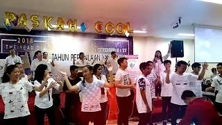 Every Praise at Paskah Cool GBI SC & THB
