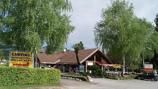 Camping International DU LAC BLEU   aan het meer van Annecy