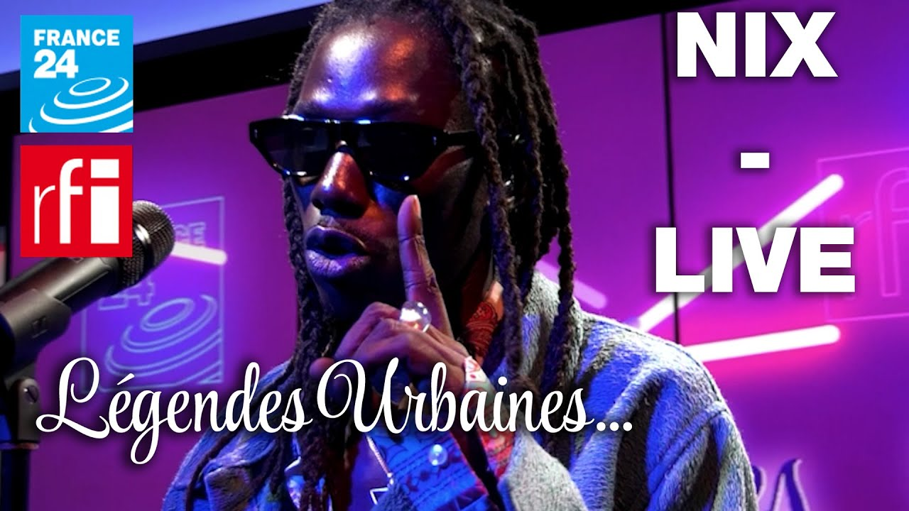 Légendes Urbaines : Nix - Babe (Live)