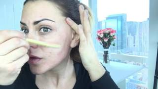 My new face shaving routine! You will love this!!
