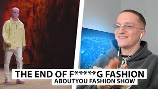 "Justin reagiert auf ""The end of f*****g fashion"" 