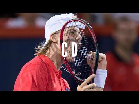 Denis Shapovalov - Top 10 Best Points of his young Career [HD]