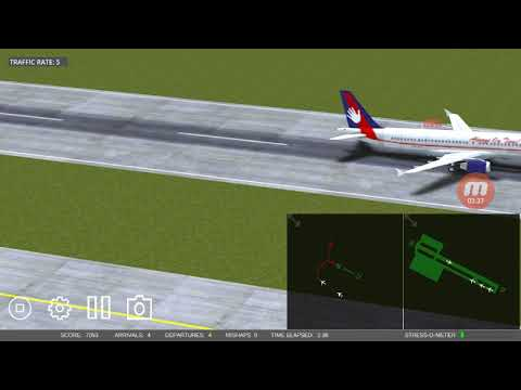 Airport Madness 3d Gameplay  