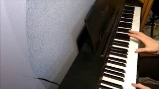 Vanotek feat. Eneli - Back to Me (piano cover)