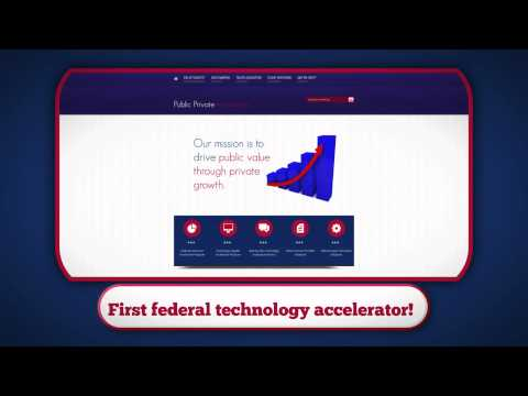 Government Executives - Join the Nation's First Federal Technology Accelerator!