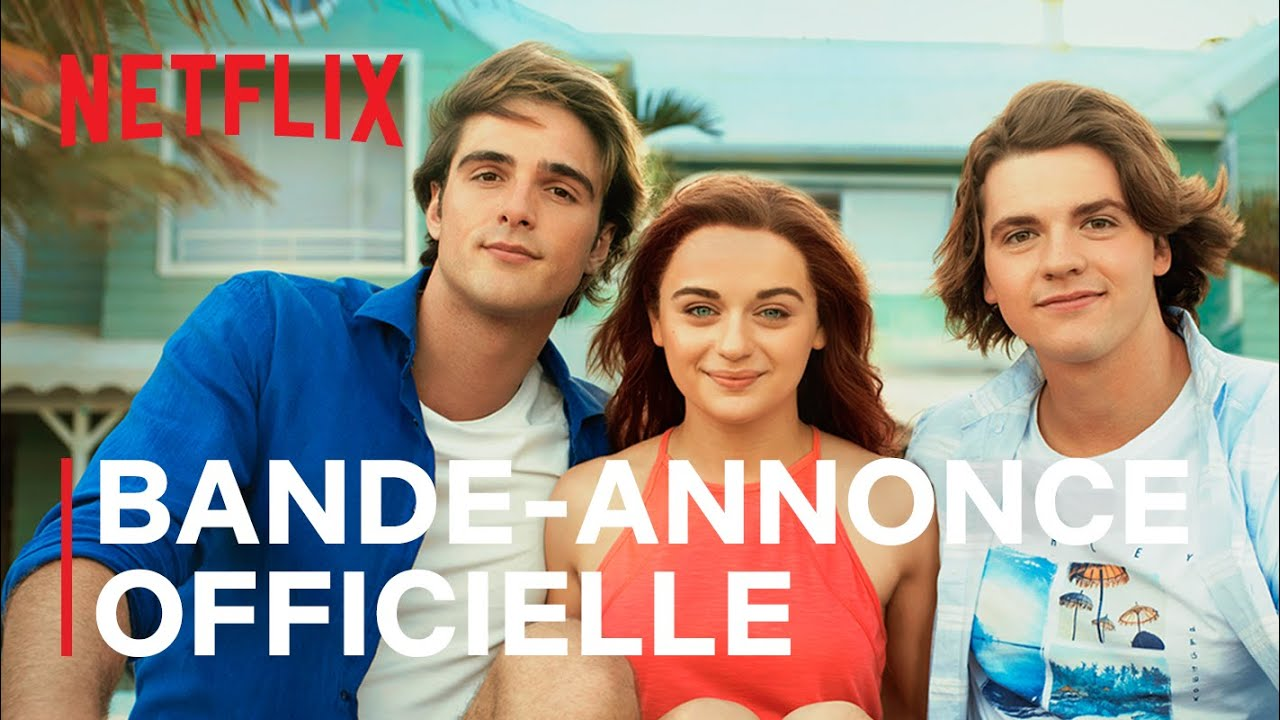 Download The Kissing Booth 3   Bande-annonce officielle VF   Netflix France