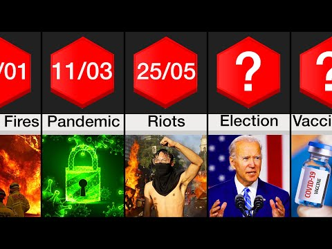 Comparison: What Happened in 2020?