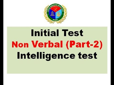 How TONI Tests Show Non-verbal Intelligence