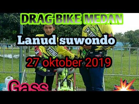 Menuju Sirkuit Lanud Suwondo Polonia DRAG BIKE MEDAN  27oktober 2019