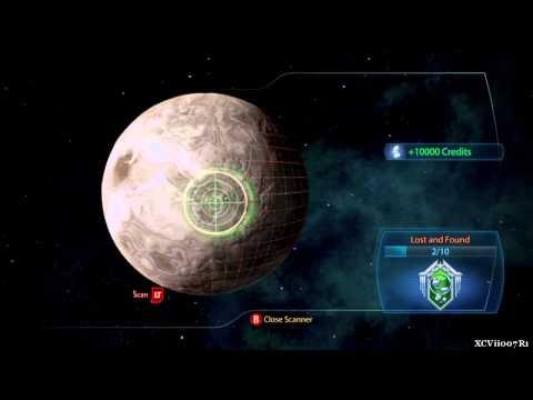 Mass Effect 3 - Walkthrough (Part 29) - Space Probing