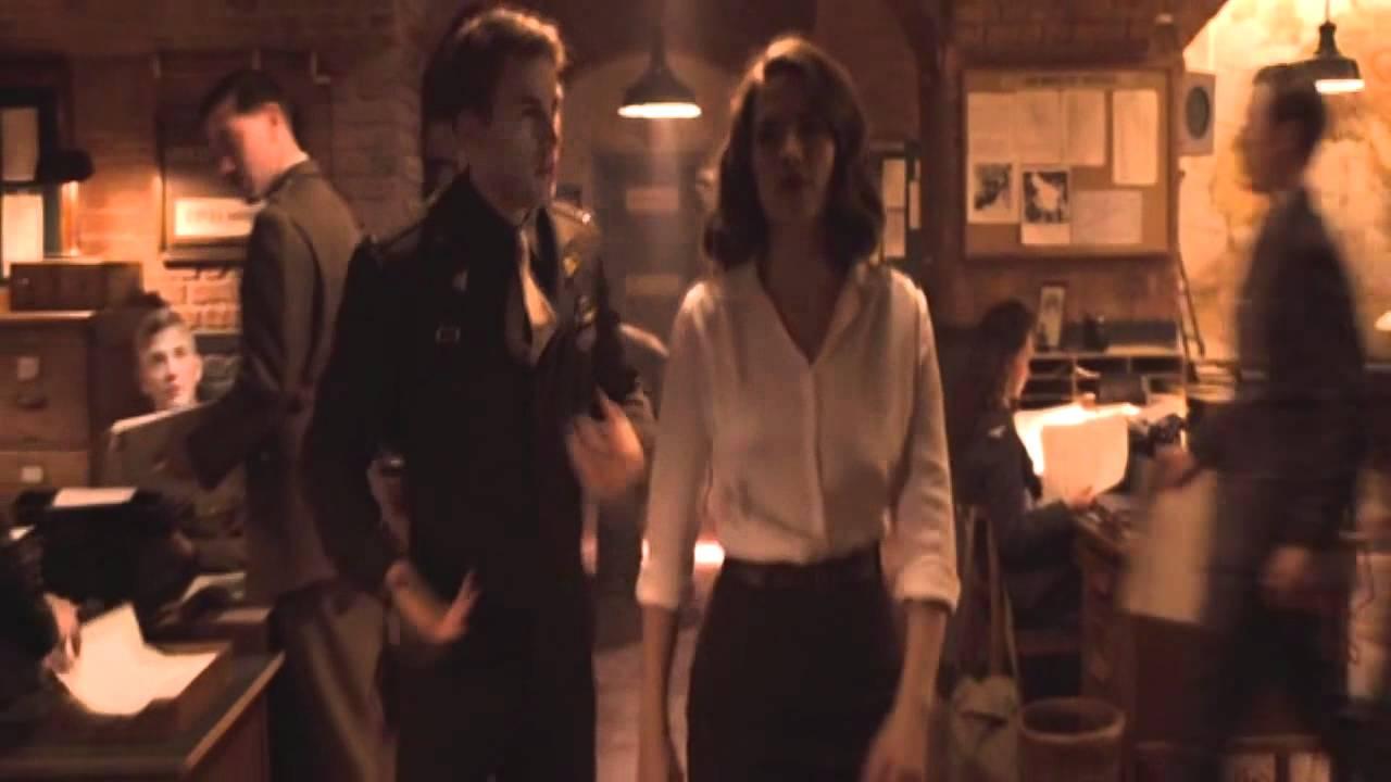 Inglourious Basterds Hd Wallpaper Captain America Agent Peggy Carter Jealousy Scene Youtube