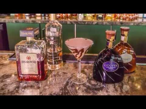 How-to Make A Chocolate Martini
