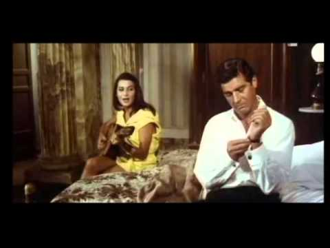 """Rosalba Neri sings in """"Upperseven"""" (1966, Alberto de Martino)"""