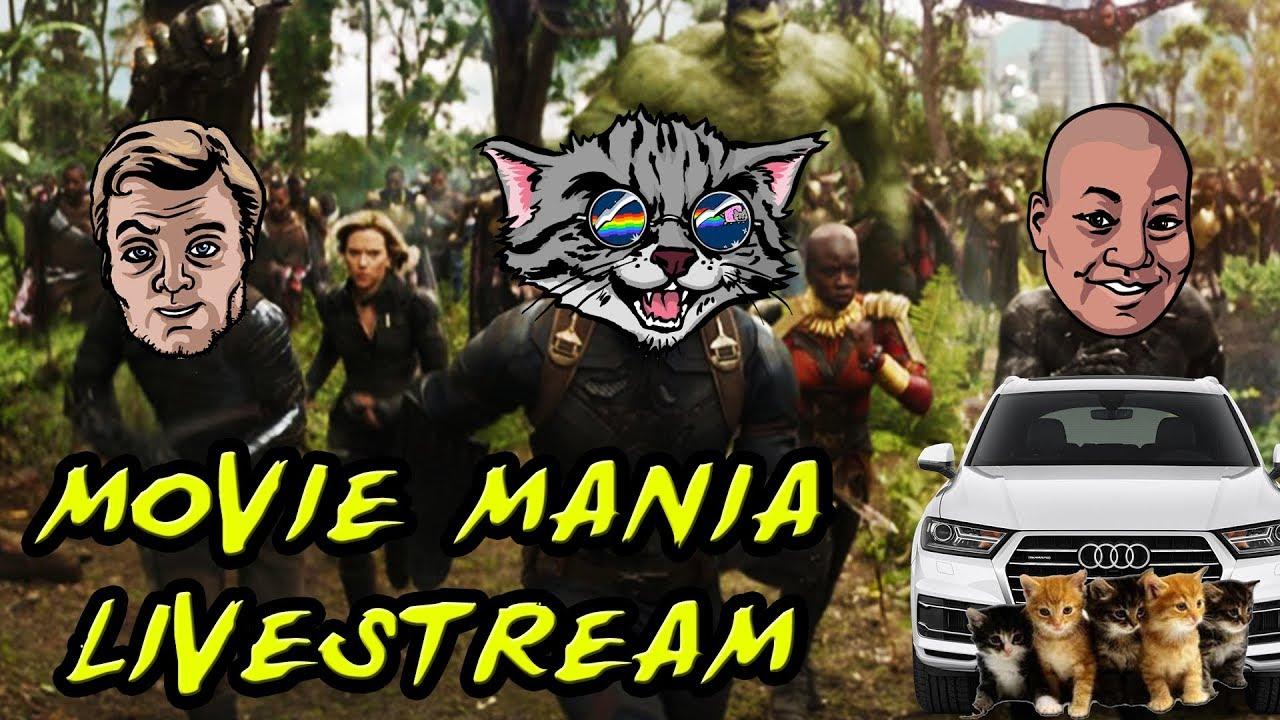 Infinity War Stream Online