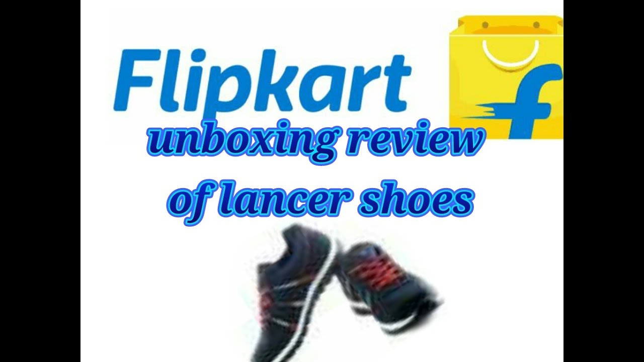 141ae1a66b1 Lancer Shoes unboxing review from Flipkart - YouTube