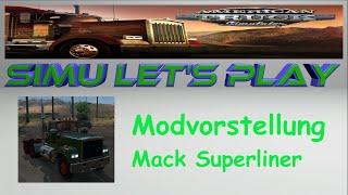 "[""Modvorstellung"", ""Mod"", ""Modhoster"", ""ATS"", ""American Truck Simulator"", ""SCS Software""]"