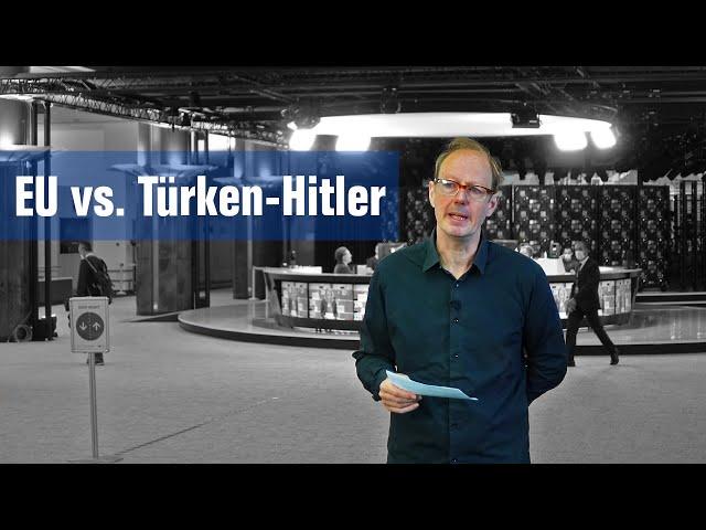 EU vs. Türken-Hitler