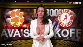 2017 College Football Championship Clemson vs Alabama Odds, Preview & Info