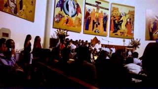 CANTO DE LOS NIÑOS - PARROQUIA SANTA FAZ - GUAYAQUIL - ECUADOR
