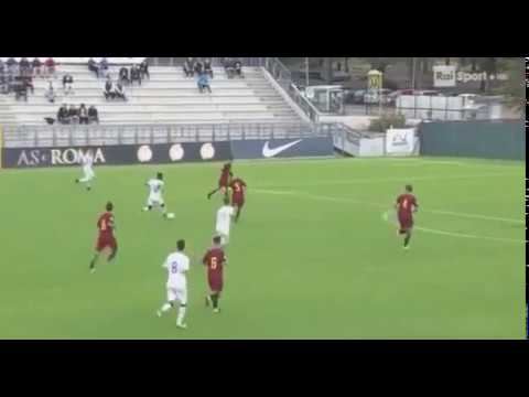 Eurogol di  Musa Barrow -  Roma vs Atalanta 1-7 - Primavera Tim - 27/10/2017
