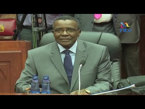Search for CJ: Justice, Legal affairs comm vets Justice Maraga