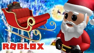 ROBLOX INDONESiA | FILTHY RICH GARA2 SANTA 😍