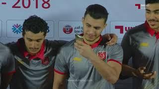 تتويج الدحيل تحت 23 سنة بطلاً لدوري قطر غاز 18/17