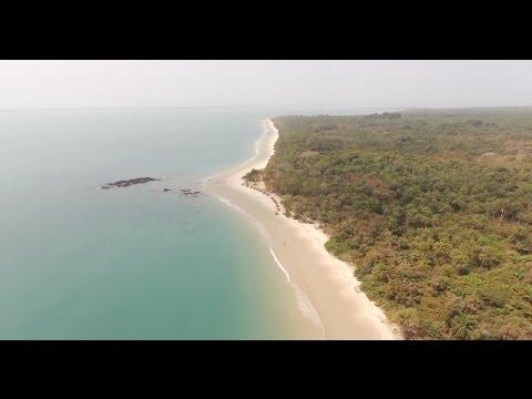 Hotel Calypso, Bubaque, Bijagos, Guinea-Bissau