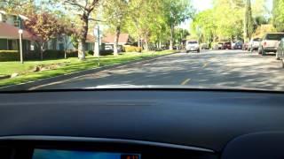 2013 Infiniti JX Test Drive | Infiniti of Mission Viejo