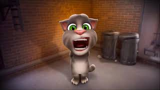Happy new year wishes Talking tom style