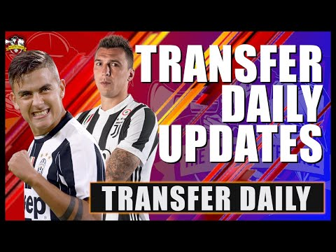 Man United agreed Mandžukić Deal! Dybala Update! Bruno Fernandes Update! Transfer Daily
