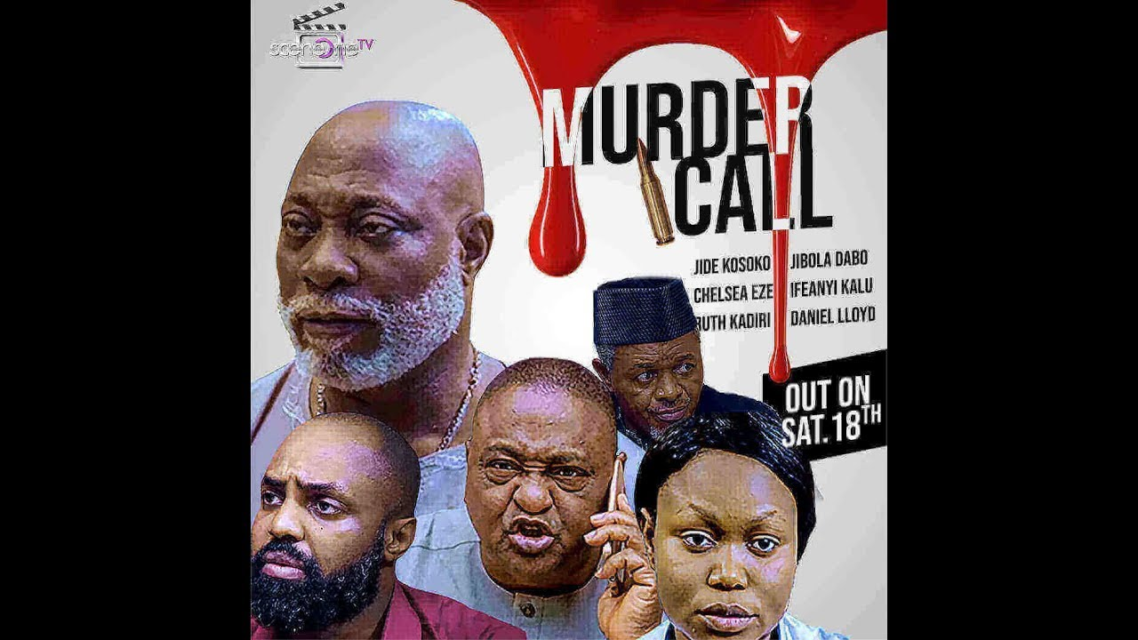 Download MURDER CALL TRAILER - Available on SceneOneTV App/www.sceneone.tv| 2018 Latest Nigerian Movie