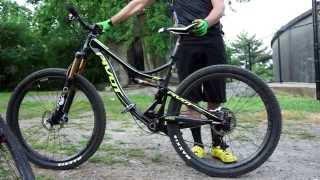 Pivot Cycles Mach 4 Carbon Demo