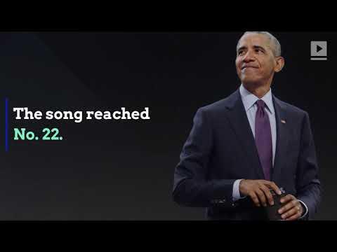 Barack Obama Makes 'Billboard' Chart Debut