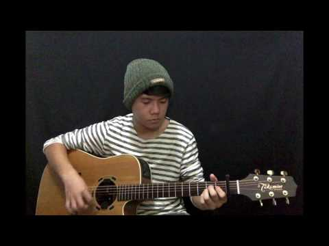 FREE TABS | (Owl City)Not All Heroes Wear Capes - Solo Fingerstyle Cover [Recorded with iSolo Mic]