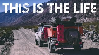 S1:E6 Ok, THIS is the life... in Death Valley - Lifestyle Overland
