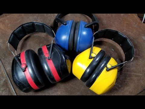3M Tekk Peltor Hearing Protection Ear Muffs Review