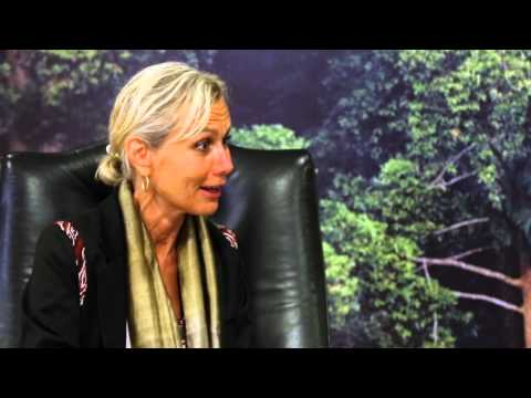 Forests Asia 2014: Terry Sunderland & Myrta Kaulard discuss food production systems