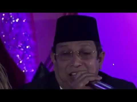 Suara Emas QORI Prof. dr. KH. Said Agil Munawwar di MTQN 2016 NTB